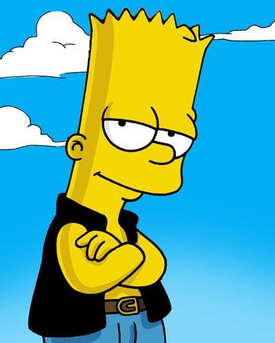 All From 8 On Sunday Morning Bart Simpson Rapper