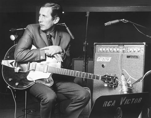 The Late, Great Chet Atkins